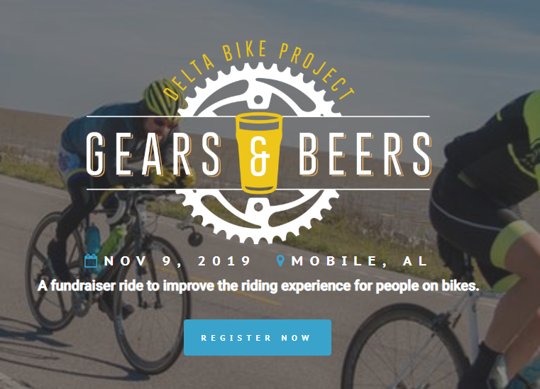 Delta Bike Project - Gears ↦ Beers Ride - Nov 9 3760df7c9